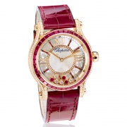 Chopard萧邦Happy Sport Medium Automatic joaillerie系列274891-5004腕表